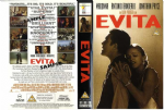 EVITA - UK VHS PROMO / SAMPLE VIDEO FILM